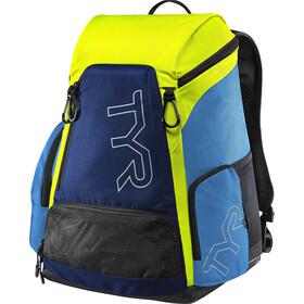 TYR Alliance 30l Rugzak, blue/green
